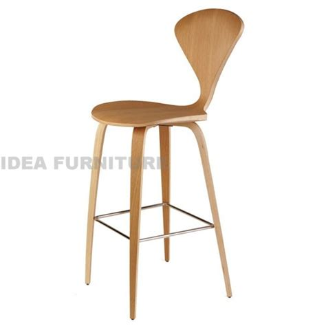 Norman Cherner Bar Stool Replica by Norman Cherner Bar Stool Replica Norman Cherner Barstools