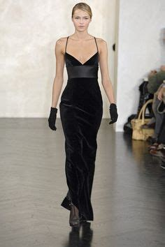 Ralph For Fall 2007 by Reem Acra Fall 2007 Reem Acra Runway And Fall