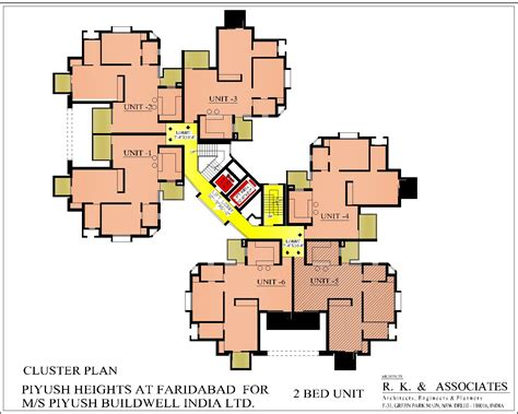 cluster house floor plan cluster house plans cluster home floor plans best free home design idea