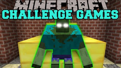 game mod in minecraft minecraft mutant zombie challenge games ruins mod
