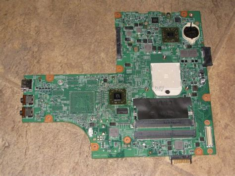 Mainboard Processor Amd for dell inspiron m5010 laptop motherboard mainboard 0yp9np cn 0yp9np for amd cpu with