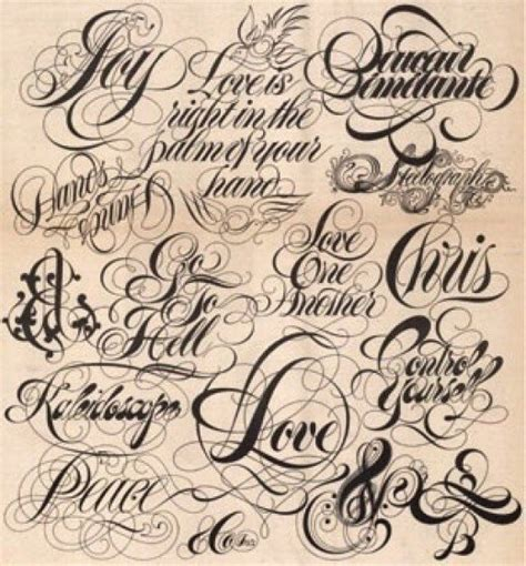 tattoo name fonts the art of choosing the perfect font and lettering for a