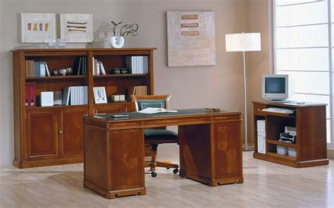 Classic Office Furniture Classico Geno 25 Classic Office Desk