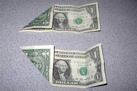 Step By Step Dollar Bill Origami - origami money frog slideshow
