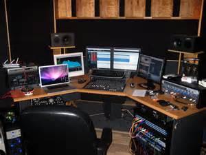 recording studio desk recording studio furniture workstation studio design