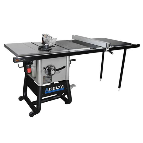 kobalt 15 10 in carbide tipped table saw delta hybrid table saw lowes designer tables reference