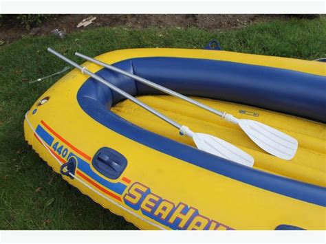 inflatable boats victoria bc seahawk 440 4 person inflatable boat saanich victoria