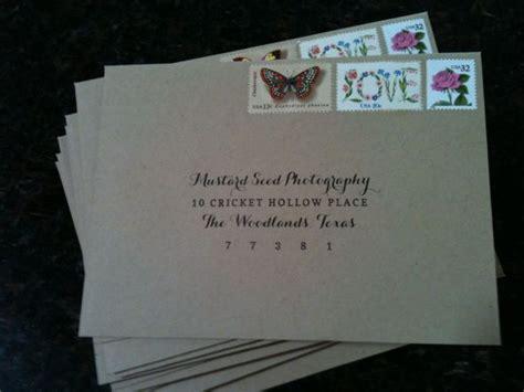 printing wedding invitation envelopes etiquette our vintage rustic envelopes for our save the dates