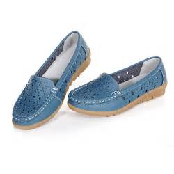 new casual comfortable flat loafers summer