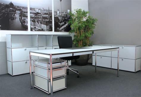 Schreibtische Usm by Usm Haller Vitra Arbeitsplatz 3 Teilig