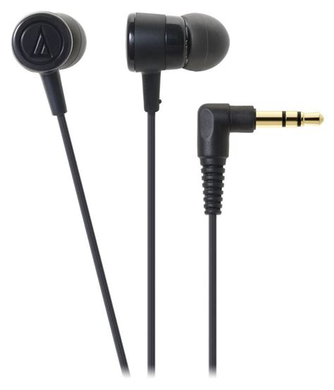 Diskon Audio Technica Ath Clr100 Inner Earphone Black audio technica ath ckl220 bk in ear wired earphones without mic black available at snapdeal for