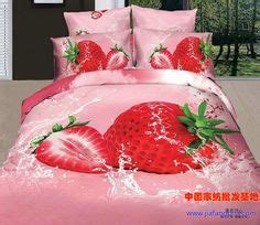 Spei Sprey Bed Cover Strawberry 1000 Images About Strawberry Bedroom On