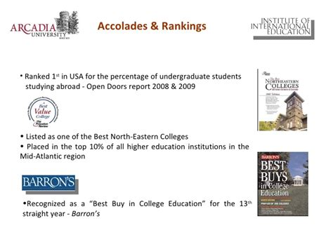 Top Ranked Mba Programs In Pennsylvania by Top Ranked Us Mba From Arcadia Pennsylvania In