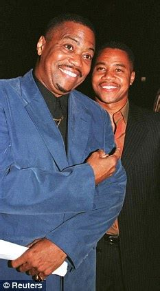 cuba gooding jr little brother tom cruise are you gay or not what cuba gooding jr s