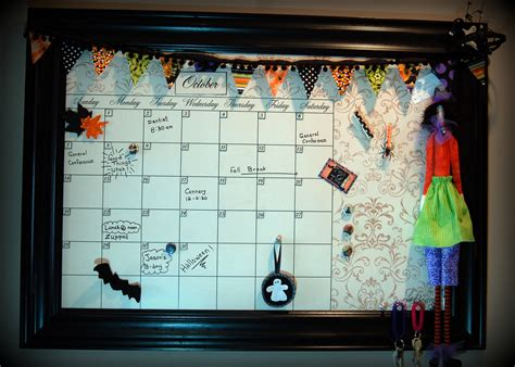 Calendar Decoration by Oct Calendar Decorations Archives Pink Polka Dot Creations
