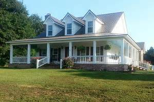 One Story Country House Plans With Wrap Around Porch Country House Plans Houseplans Com