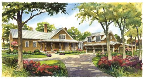 river house southern living house plans