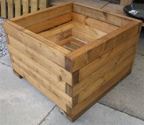 build wooden planter boxes choose wooden planter boxes
