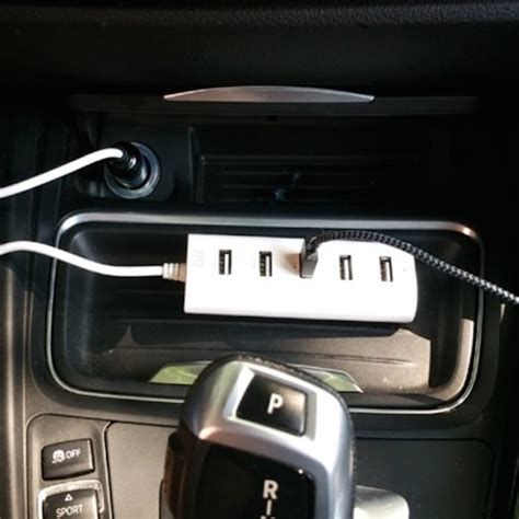 port usb car charger