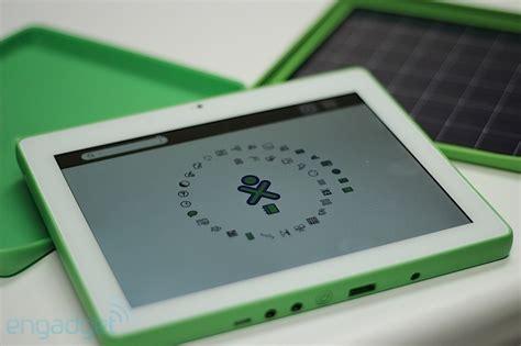 xo tablet ces 2012 olpc shows 100 78 xo 3 0 tablet