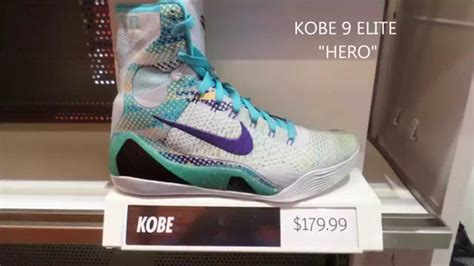 Nike Outlet Gift Card - nike factory outlet store shoe pickups sales steals feb 2015 kobe 9 air jordan youtube