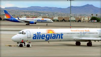 allegiant giving away 40 vacations to celebrate 40 million passengers flying through florida
