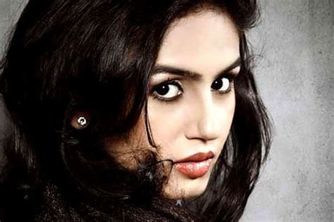 i was in two minds about doing badlapur huma qureshi