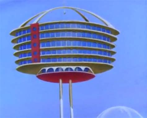 Jetsons House by Skypad Apartments The Jetsons Wiki Fandom Powered By Wikia