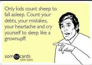 someecards   only kids count sheep   jokes memes amp pictures