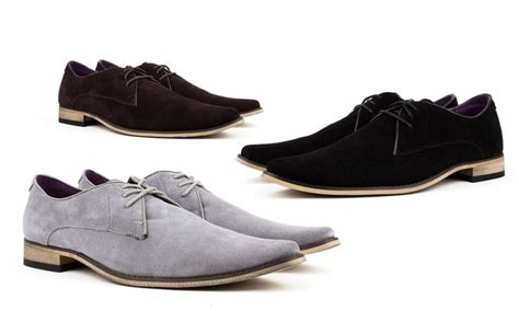 groupon haircut oxford zota men s suede oxford groupon goods