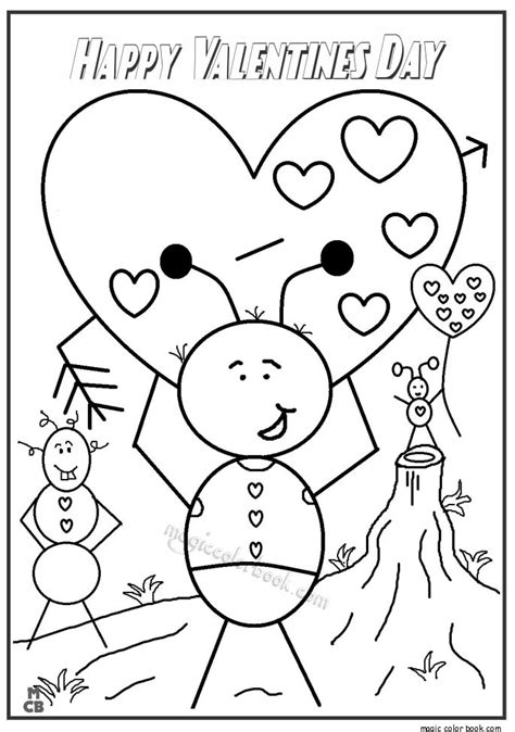 valentine coloring pages activity village 36 best valentine s day coloring pages images on pinterest