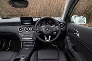 mercedes a class review auto express