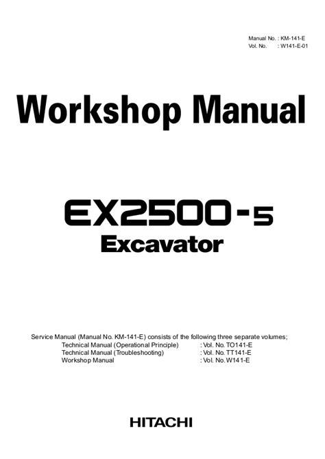 Hitachi Ex 22 1993 Anleitung PDF Download - fasrky
