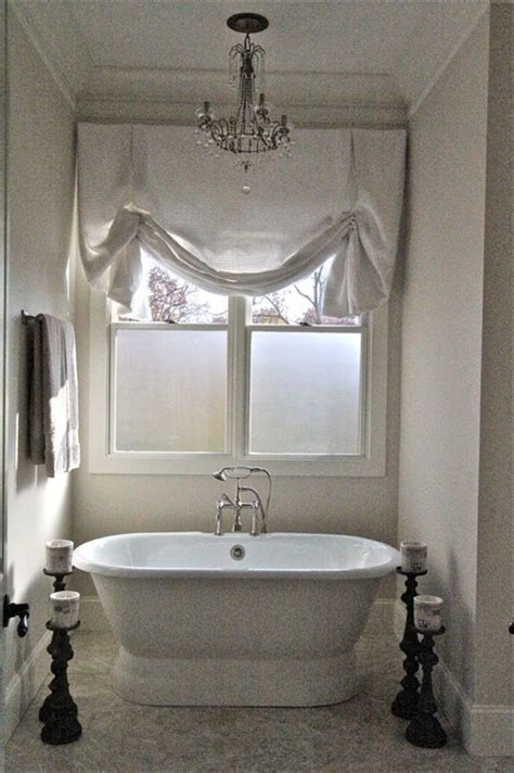 Bathroom Window Treatments Ideas by Bathroom Window Treatments Home Ideas Designs