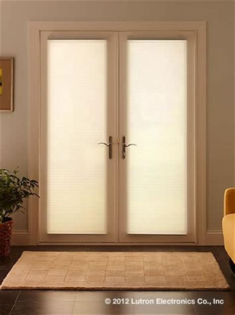 shade for patio door lutron shades for patio doors available in chicago dc