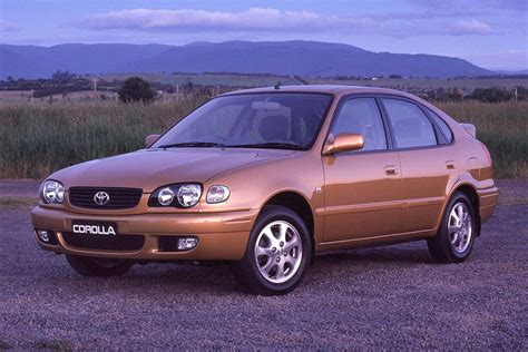 Used Toyota Corolla 2001 Used Toyota Corolla Review 1999 2001 Carsguide