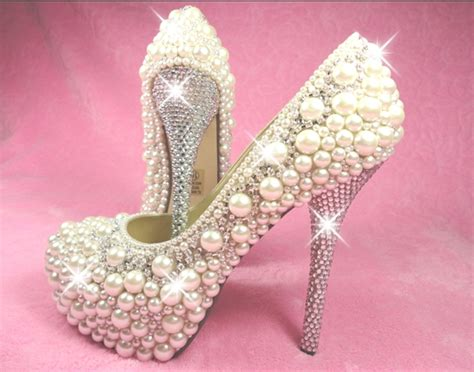 Complement Your Bridal Attire with Unique Bridal Shoes