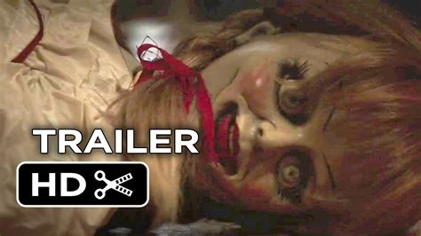 horror trailer annabelle official trailer 1 2014 horror hd