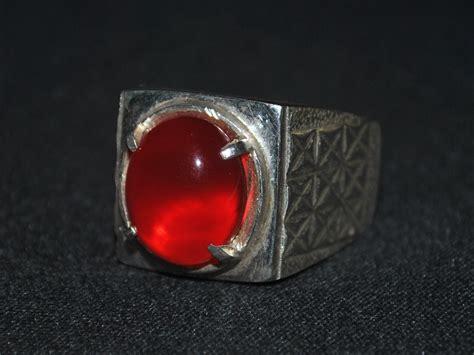 Batu Akik Sulaiman Darah 2 watuwatuku collections akik darah