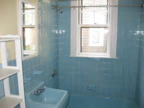 blue tile bathroom ideas save the pink bathroom website wednesday centers and