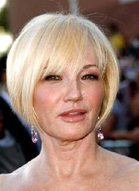over fifty course hairstyles bangs that ladies over fifty can love short hairstyles
