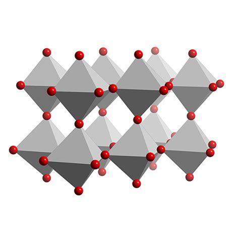Peripdic Table Wo3 Tungsten Trioxide