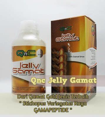 Qnc Jelly Gamat Salep salep penghilang bekas luka bakar agen qnc jelly gamat
