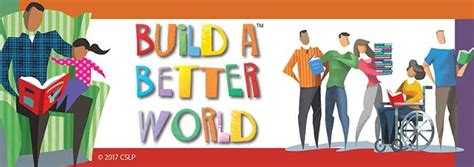 A Better World build a better world build a better library at erving