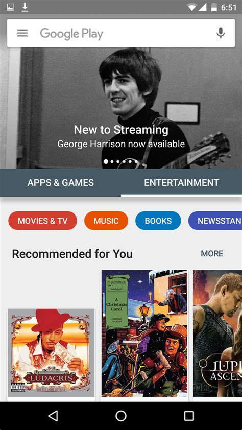 Play Store Devices New Play Store Now Hitting Devices With Fresh Look