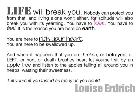 Louise Erdrich Quotes