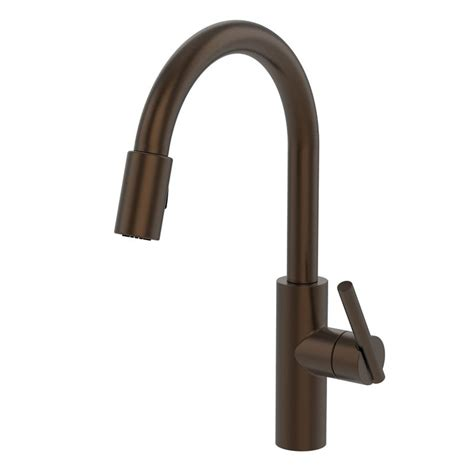 newport brass kitchen faucet faucet com 1500 5103 07 in english bronze by newport brass