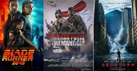 film 2017 oktober film pekan ini 7 13 oktober 2017 blog ruparupa