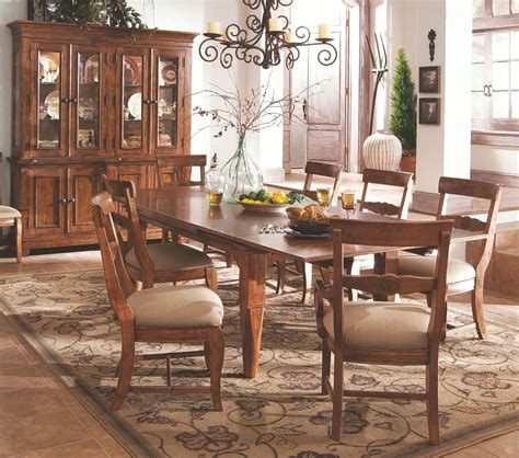 tuscano refectory dining room set from 96 054n