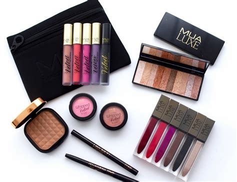 Make Up Mua mua luxe collection review a w 15 the ldn diaries